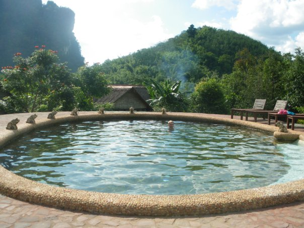 Khoa Sok National Park Cliff And River Jungle Resort