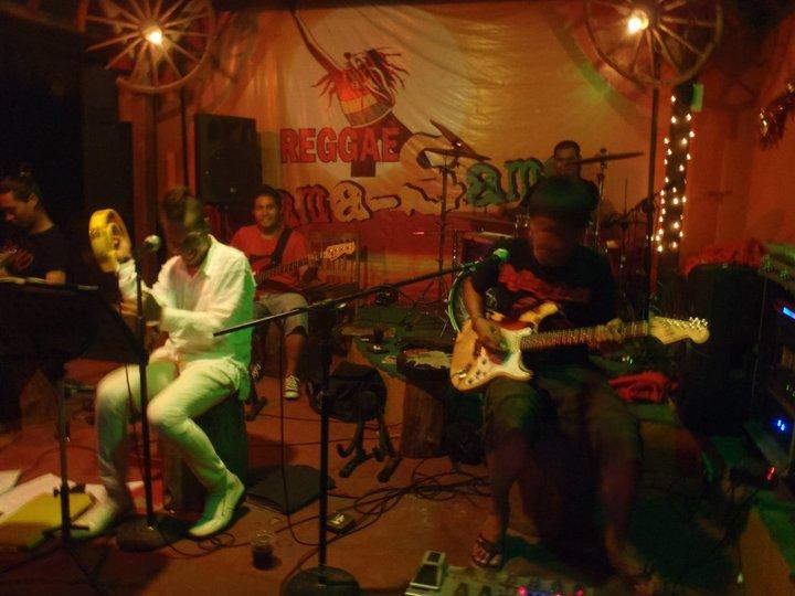 Gili Islands Reggae bar