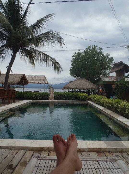 Pool Gili Islands