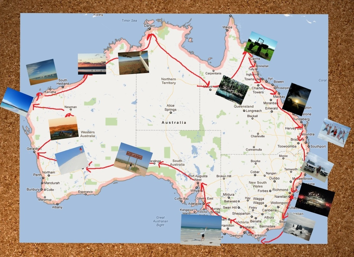 the great aussie road trip the travel hack. Black Bedroom Furniture Sets. Home Design Ideas
