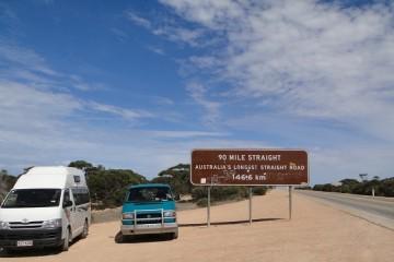 campervans in Australia