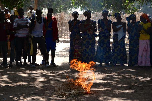 Kumpo Dance The Gambia