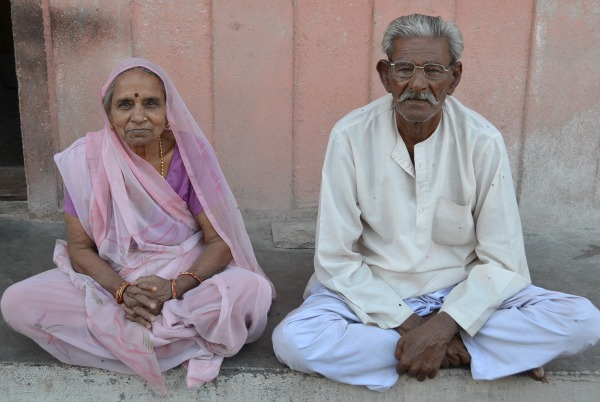 couple in india