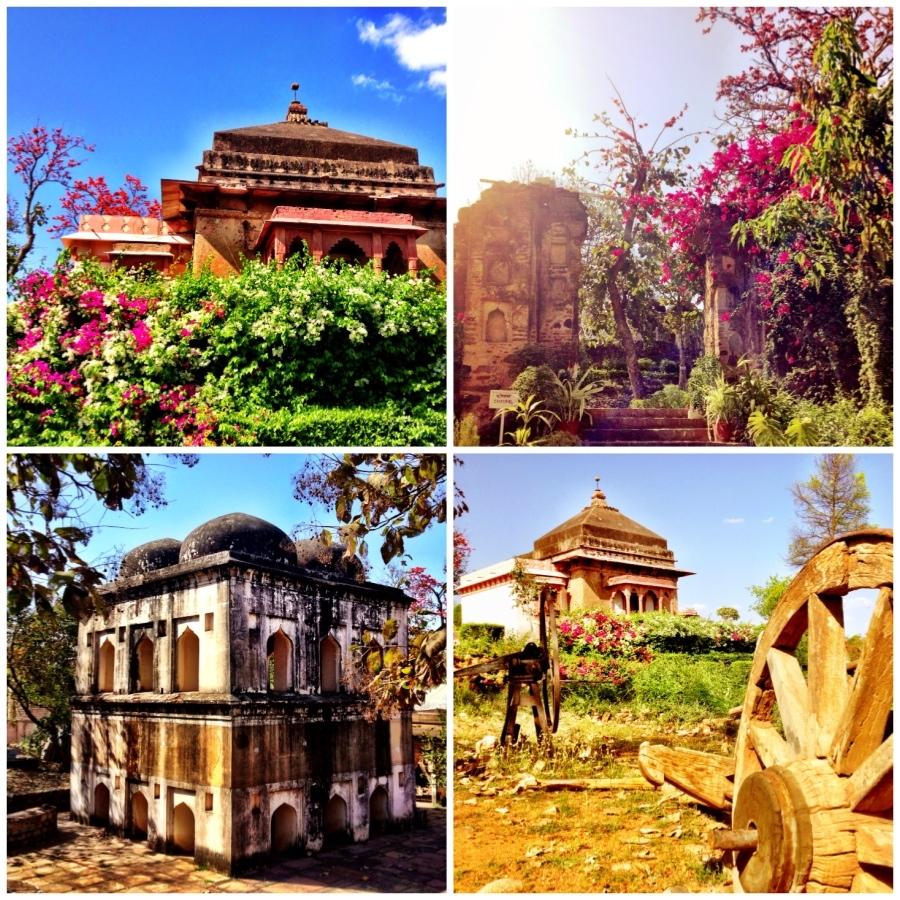Orchha Gardens