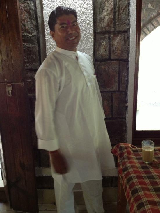 My Intrepid leader, Pancham