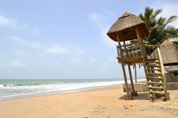 Beach Sheraton Gambia