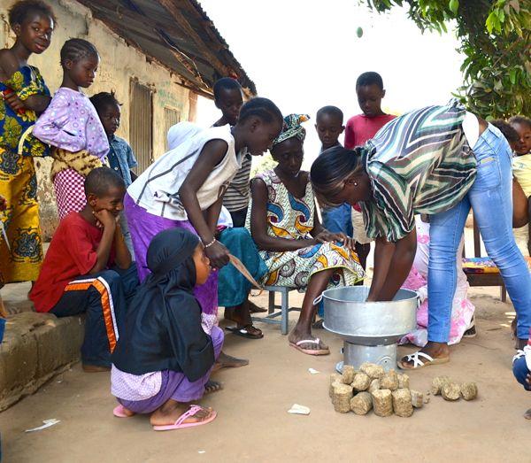 Gambia stove initiative