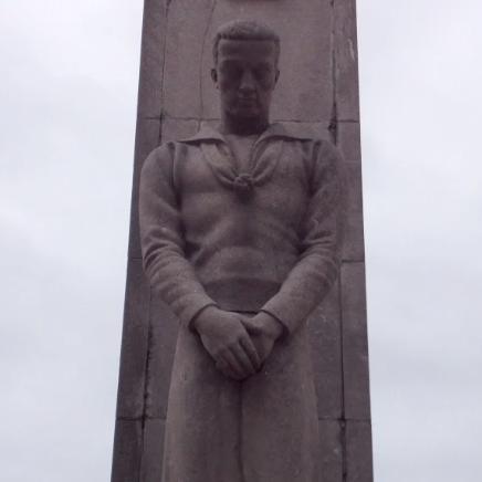 seaman memorial Oostende