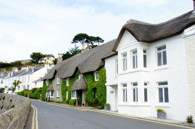 cottages in Falmouth