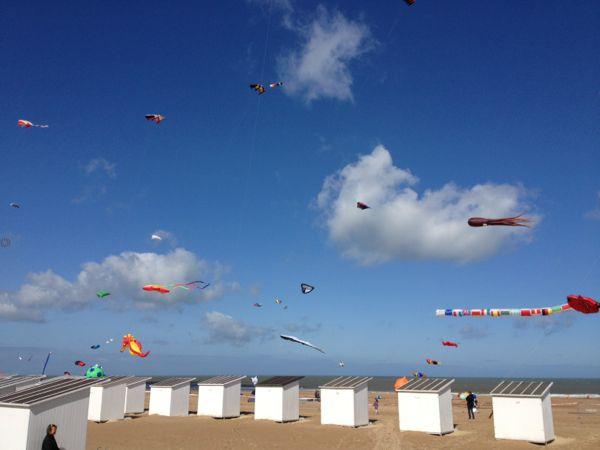 kite festival Oostende