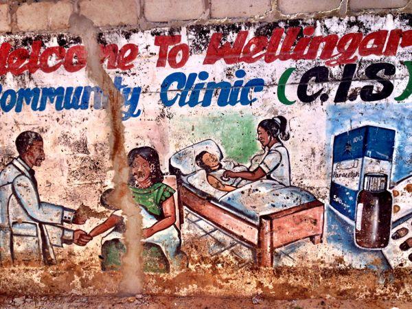 wellingara clinic The Gambia