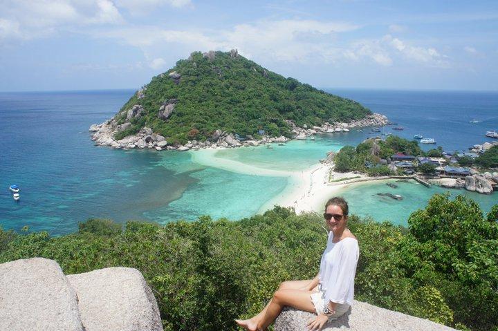 monica stott in Thailand