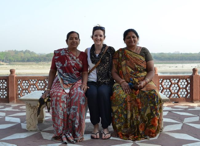 what women wear in India