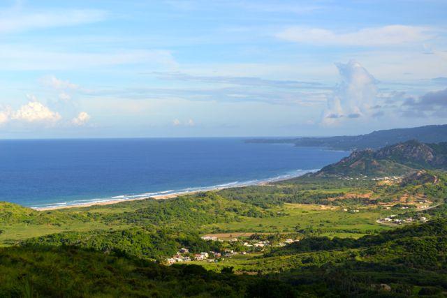Beautiful views in Barbados