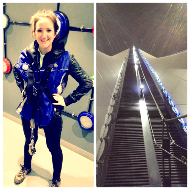 The Travel Hack - Climbing the o2