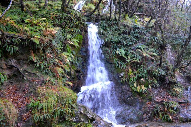 Mini waterfall in Dublin