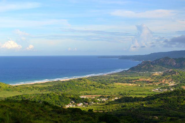 Views in Barbados