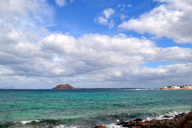 Views to Lanzarote