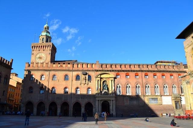 Bologna Square Italy