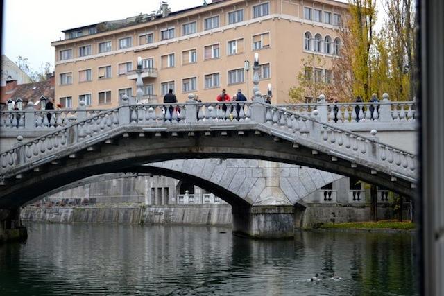 Bridges in Slovenia