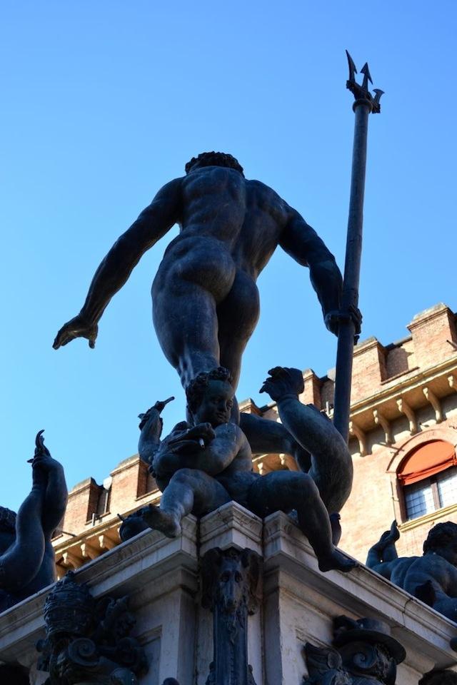 Statue in Bologna