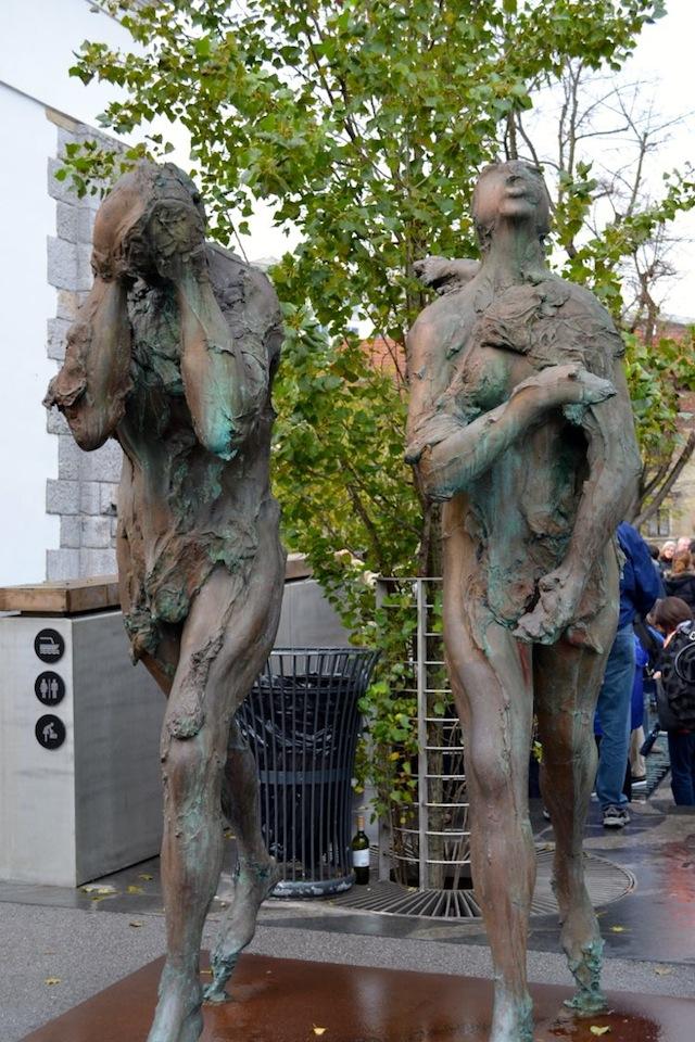 Statues in Slovenia