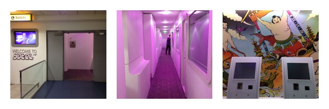Yotel at Heathrow Airport 2