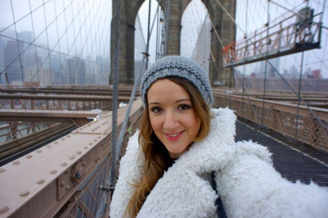 Thanks to Murray Clark for suggesting I walk across Brooklyn Bridge!