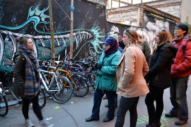 Berlin Street Tour