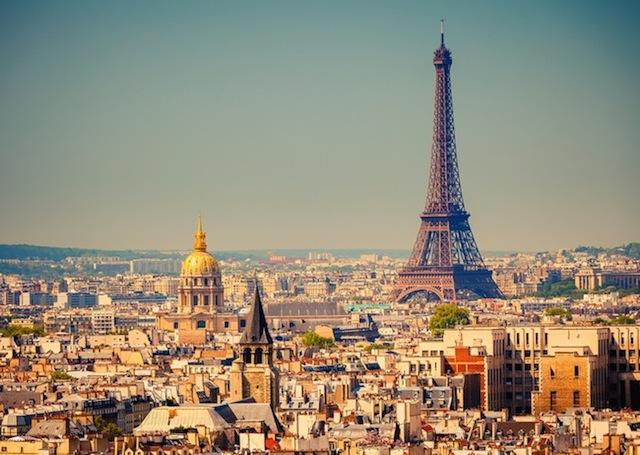 Eifel Tower Paris France