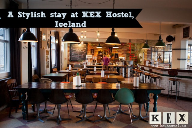 KEX hostel review