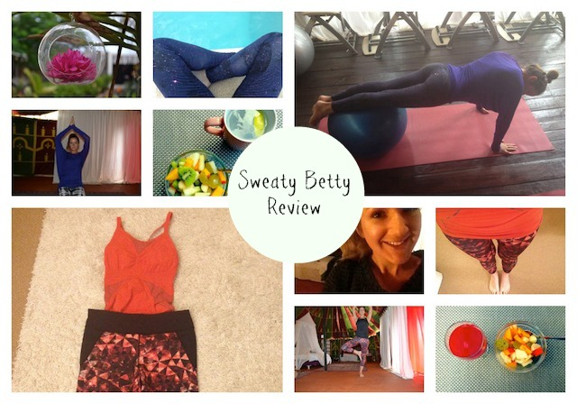 Sweaty Betty Review
