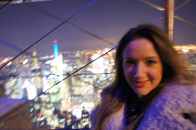 The Travel Hack at the Empire State Building