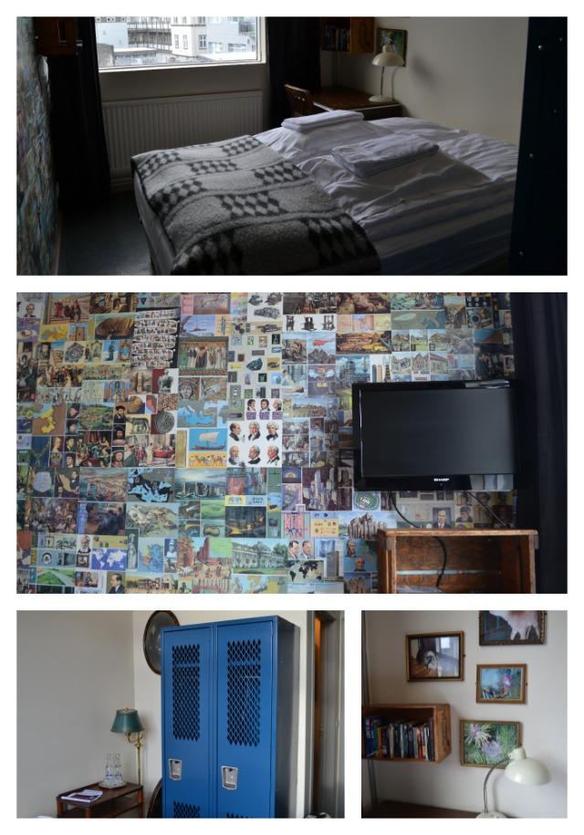 Tiny Room at KEX Hostel
