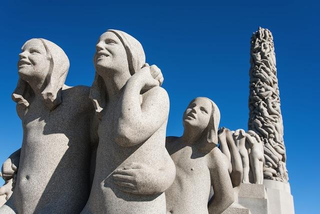Vigelandsparken Sculpture Park