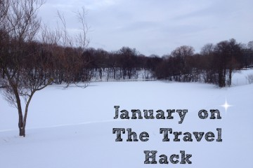 january on the travel hack