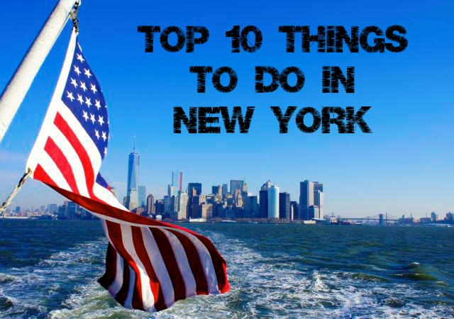 Top 10 things to do in new york the travel hack travel blog for Top ten things to do in ny