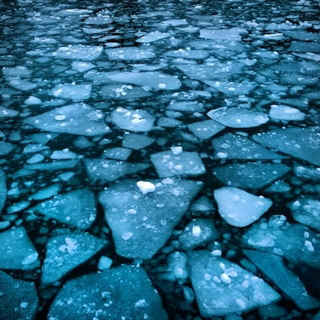 Ice in Copenhagen