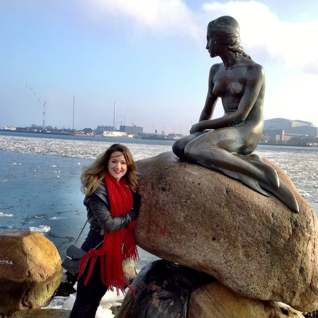 The Little Mermaid Copenhagen