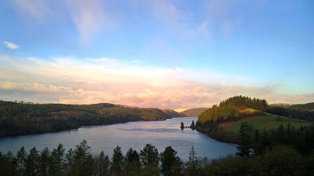 A Weekend In Wales At Lake Vyrnwy Hotel