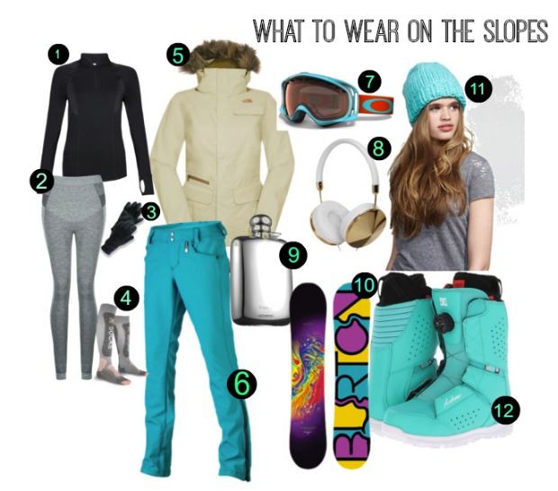 What to wear when skiing and snowboarding.jpg a76d51053