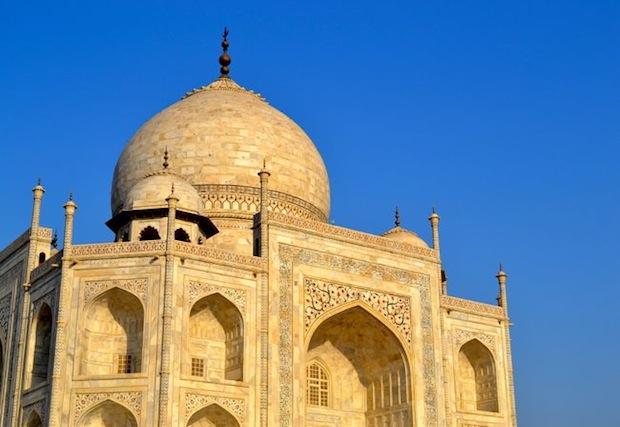 Taj Mahal iroof