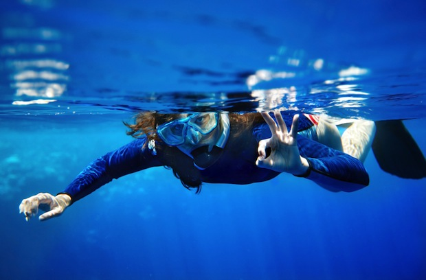 Top tips when learning to scuba dive