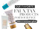 fake tan for face