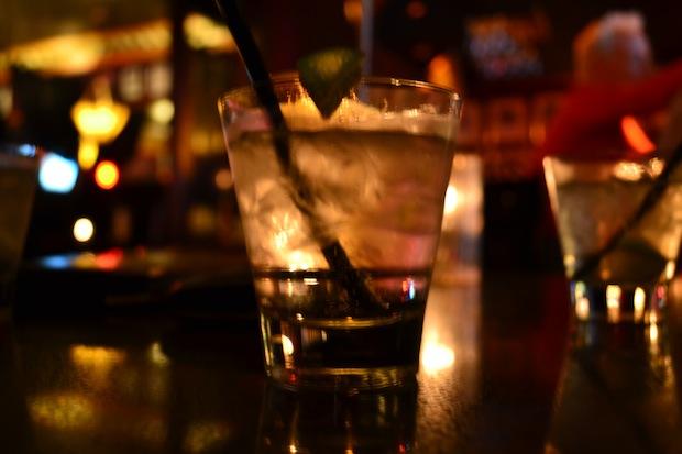Cocktails in Boardner's
