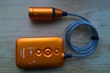 Panasonic HX A100