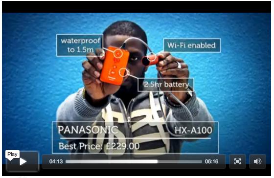Panasonic review