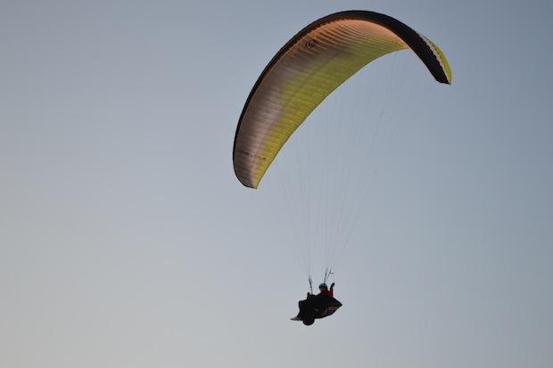 Paragliding in San Diego