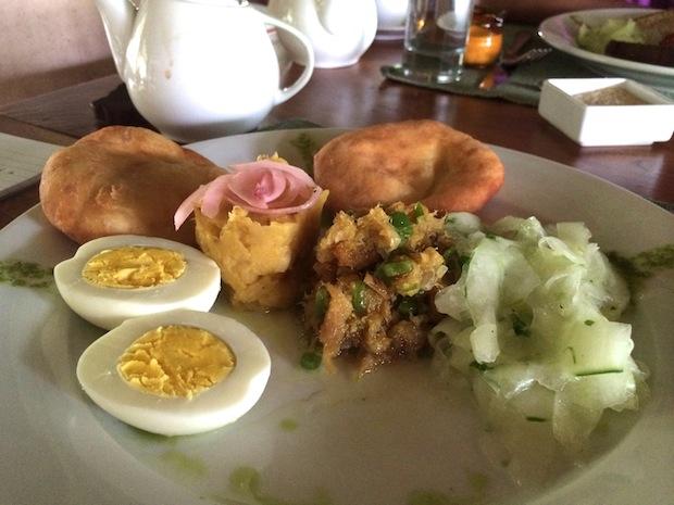 Creole Breakfast