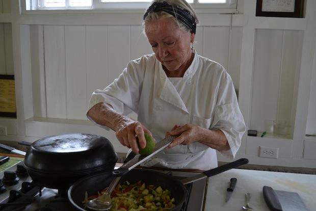 Chef Janice